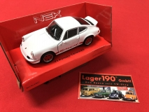 Modellauto Porsche Carrera RS 180, 73 Welly, 1:34