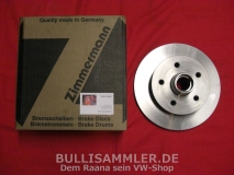 VW Bus T3 07/86 - 08/92 Bremsscheibe Scheibe Bremse Made in Germany (1274-800)