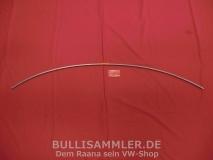 VW Bus T1 Rep.-Blech Abdeckleiste Bedeckungsstreifen Frontstoßstange (0890-22)