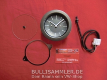VW Bus T2 08.71 - 07.74 12V Analoge Zeituhr Original-Design (10-007)