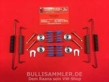 Anbausatz Bremsbacken hinten für VW Käfer 57-64