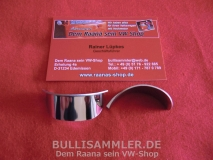 VW Käfer -61 Ovali Paar Scheinwerferschirmchen Rückleuchten (01-008)