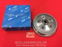 Bremstrommel für VW Käfer 68- vorne Lochkreis 5x130 statt 4x130 (17-166)
