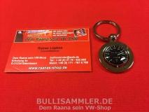 VW Schlüsselanhänger GTI Tacho und Drehzahlmesser