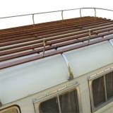 T1, T2, 4-reihiger Dachgepäckträger Westfalia Repro Edelstahl (4870-222)