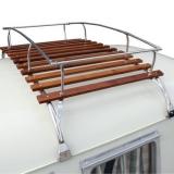 T1, T2, 2-reihiger Dachgepäckträger Westfalia Repro Edelstahl
