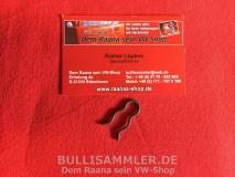 VW Bus T1 T2 Klammer Lagerbolzen Bolzen Handbremshebel (0523-008)
