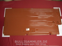 VW Bus T1 Rep.-Blech Halber Laderaumboden links EXTRA HD (81-081)