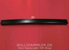 VW Bus T3 Stoßstange hinten schwarz 2,3mm Beste Qualität