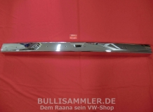 VW Bus T3 Stoßstange hinten chrom 2,3mm Beste Qualität (0013-955)