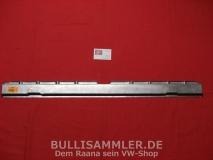 VW Bus T1 55-63 Reparaturblech Scharnierband Motorklappe (0890-39)