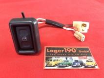 VW Bus T3 Schalter für elektrische Fensterheber Beifahrerseite (93-006)