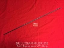 VW Käfer Rep.-Blech Metall Klemmleiste für Haubendichtung (0856)