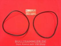 Dichtungen Scheinwerfer Kotflügel für VW Karmann Ghia 56-74 (0750)