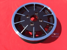 Gasburner 5.5x15 4x130 ET35 MIT TÜV/ABE - schwarz/poliert -