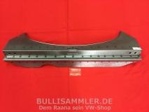 VW Bus T1 66-67 Rep.-Blech Heckabschlußblech für Druckknopf (04-031)