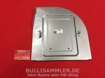 VW Bus T1 T2a Rep.-Blech Batterieboden Ecke links AUTOCRAFT (04-006)