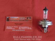 Glühbirne H4 12V 60/55W Scheinwerfer Bilux-Sockel (-164)
