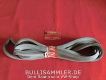 VW Käfer -66 Türdichtung links Fahrerseite BESTE QUALITÄT - Made in Germany (0711-2)