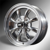 JBW EMPI 8-Spoke poliert 4x130 in 5.5x15 - ohne TÜV -