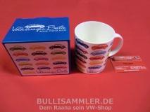 Becher mit Käfermotiv / Kaffeebecher (-011)