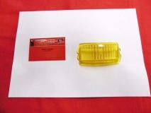 Glas für Nebelscheinwerfer gelb Bosch NOS, Käfer Bus T1 Porsche (31-007)