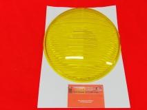 Bus T1 -04.60 NOS gelbes Glas für Scheinwerfer HELLA symmetrisch (31-009)