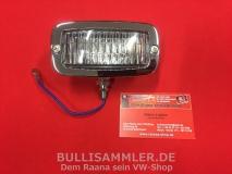VW Käfer Rückfahrscheinwerfer Chromrahmen NEU (45-018)