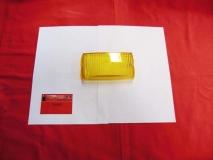 Glas für Nebelscheinwerfer gelb BOSCH NOS, Porsche 911 (74-83) (-019)