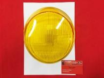 Scheinwerferglas gelb H1 für Porsche 911/964, BOSCH re.+li. (-025)