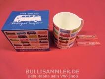Becher mit Bullimotiv / Kaffeebecher (-012)