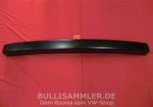 VW Bus T3 Stoßstange vorne schwarz 2,3mm Beste Qualität (0012-855)