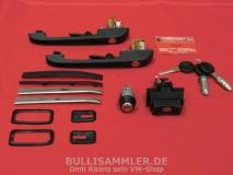 VW Golf 2 08.83-07.92 komplette Schließanlage Türgriffe Schlösse(45-201)