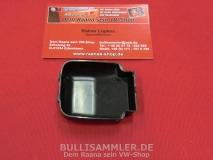 VW Käfer, Bus T2, Karmann Türgriffschale innen schwarz (0524-630)