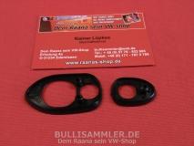 VW Käfer ab 68 Unterlage Haubengriff schwarz (0726-1/0727-1)