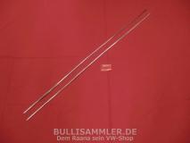 VW Käfer 9mm Zierleisten für Trittbretter Paar (0204-2)