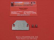 Verschlussplatte für Choke Weber IDF Vergaser (17-152)