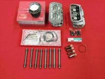 VW Käfer T1 T2 Typ1 1600ccm SET Bleifrei MAHLE Kolben Zylinder