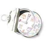 VW Uhr T1 Outline MyClock Konservenformat Original VW (-017)