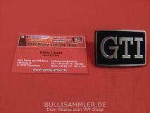 VW Golf 2 GTI Typenschild Schriftzug Seite 191.853.688J GX2 ORIG (13-056)