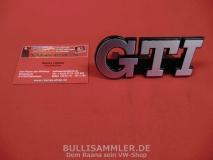 VW Golf 2 GTI Typenschild Schriftzug Front 191.853.679L GX2 ORIGINAL (13-055)