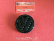 VW Golf 2 Jetta 2 VW-Emblem schwarz hinten 191.853.601J XZ1 (13-059)