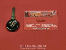 VW Schlüsselrohling - Profil HV (auch NV und VB) - ORIGINAL VW (13-065)