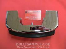 Stoßstangenhorn verchromt (ohne Gummileiste) für VW Käfer Karmann Typ3 ab 68 (0009-6)