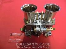 1 Weber 44 IDF 71 Doppelvergaser VW Käfer, Bus, Typ1, Typ4 NEU (26-002)