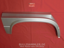 VW Bus T3 79-92 BEST QUALITY Radlauf hinten rechts, EXTRA HD (0892-351)