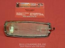 VW Bus T2 08/67-07/75 Innenleuchte Chromrand Lampe innen (-237)