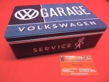VW VW Garage Vorratsdose Geschenkdose