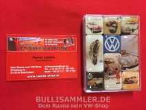 VW Käfer Magnet-Set Retro VW Classic (-014)