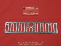 VW Käfer 1303 Frontziergitter Chrom Abdeckung Kofferraum